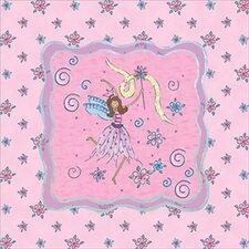 Glitter Fairy II Canvas Art