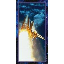 Shuttle Launch Canvas Wrap Canvas Art