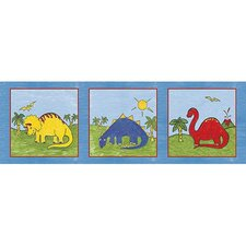<strong>Art 4 Kids</strong> My First Dinosaurs Wall Art