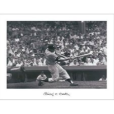 Out of the Park 1956 Canvas Art