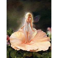 The Enchanted Flower Canvas Art