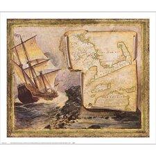 Western Atlantic II Canvas Art