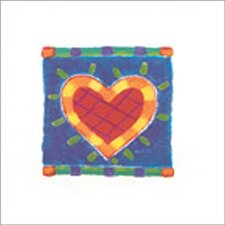 <strong>Art 4 Kids</strong> Heart Collection II Wall Art