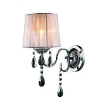 Sheer 1 Light Wall Sconce