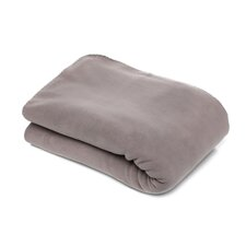Reversible Micro Fleece Polyester Blanket