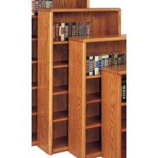 "<strong>Martin Home Furnishings</strong> Contemporary 60"" Bookcase"
