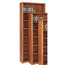 "<strong>Martin Home Furnishings</strong> Contemporary 84"" Bookcase"