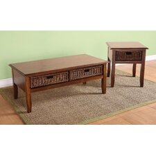 San Ramon Coffee Table Set
