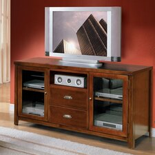 "<strong>Martin Home Furnishings</strong> Tribeca Loft - Cherry 63"" TV Stand"