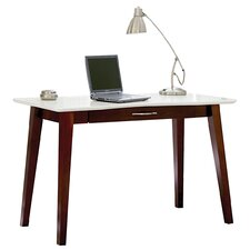 <strong>Martin Home Furnishings</strong> iNfinity Writing Desk with Keyboard Tray