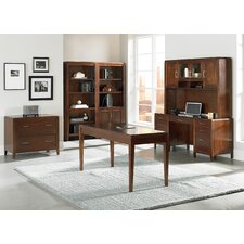 <strong>Martin Home Furnishings</strong> Concord Standard Desk Office Suite