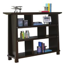 "<strong>Martin Home Furnishings</strong> Kyoto 42.75"" Shelf Bookcass"