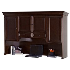 "Mount View 47"" H x 73"" W Desk Hutch"
