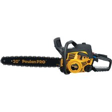 "20"" 50cc 2 Stroke Gas Powered Chain Saw"