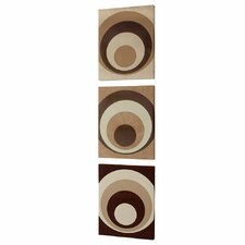 Circa Design 3 Peice Graphic Art Set (Set of 3)