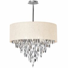 Allegro 8 Light Crystal Chandelier