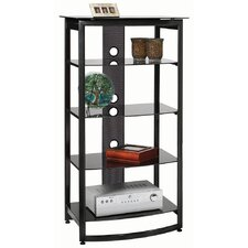 Metal Audio Rack