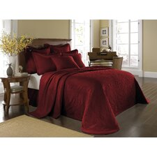 <strong>Historic Charleston</strong> King Charles Matelasse Bedding Collection