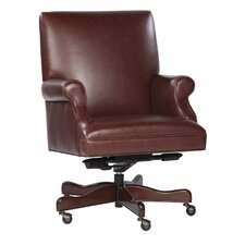 <strong>Hekman</strong> Leather Executive Office Chair