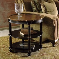 <strong>Hekman</strong> Tuscan Estates Library End Table