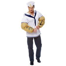 Sailor Shirt with Arms