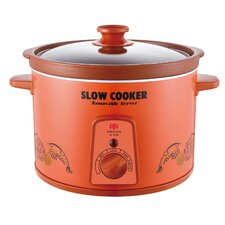 5.3-Quart Slow Cooker