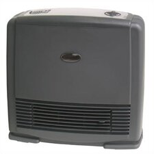 Ceramic Compact Space Heater with Humidifier