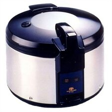 26 Cup Stainless Steel Rice Cooker