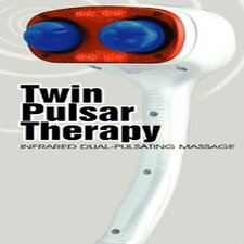 <strong>Sunpentown</strong> Twin Pulsar Therapy Massager