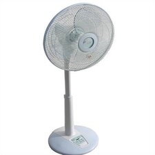 "14"" Oscillating Pedestal Fan"