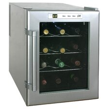 <strong>Sunpentown</strong> 12 -Bottle Wine & Beverage Cooler