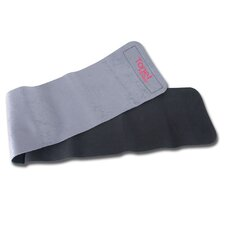 <strong>Tone Fitness</strong> Waist Trimmer Belt Gray