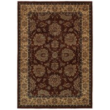 Bellevue Brown Geometric Rug