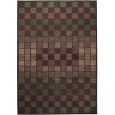 Sorrento Brown Multi Rug