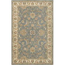 <strong>Rizzy Home</strong> Volare Light Blue/Beige Rug