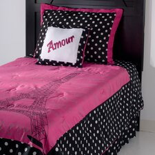Amour Kids 3 Piece Comforter Set