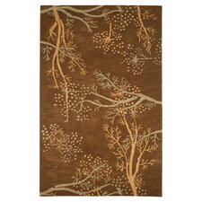<strong>Rizzy Home</strong> Volare Brown Rug