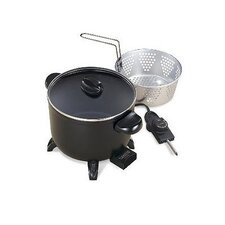 <strong>Presto</strong> Kitchen Kettle- Electric Multi Cooker / Steamer