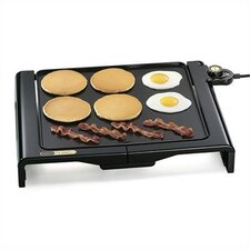 Cool Touch Electric Foldaway Griddle