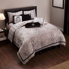 Bury 8 Piece Duvet Cover Set