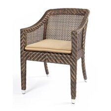 Hawaii Dining Arm Chair with Cushion