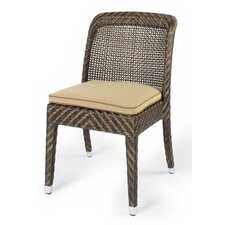 <strong>Smith Barnett</strong> Hawaii Dining Side Chair with Cushion