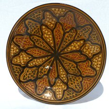 <strong>Le Souk Ceramique</strong> Honey Design Side Plates (Set of 4)