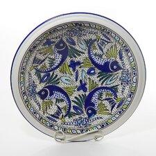"""Aqua Fish Design 16"""" Serving Bowl"""