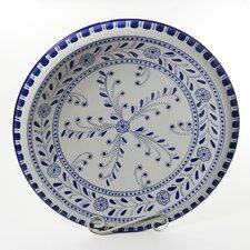 "Azoura Design 16"" Serving Bowl"