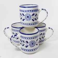 Azoura Design 12 oz. Coffee Mug (Set of 4)