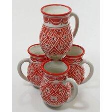 Nejma Large Mug (Set of 4)