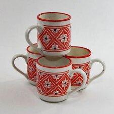 Nejma Coffee Mug (Set of 4)