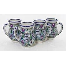 Malika Large Mug (Set of 4)
