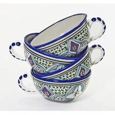 Malika Latte/Soup Mug (Set of 4)